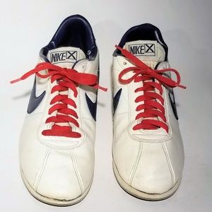 NIKE X - Vintage 1970's men's sneakers size 9.5